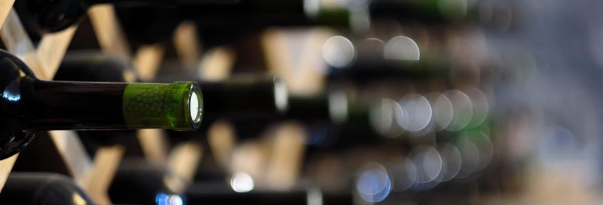 installer un casier à bouteilles à vin chez soi