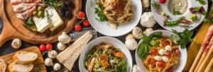 Vous avez envie d'un plat italien, mais des contraintes personnelles vous empêchent d'aller au restaurant. Pas de souci, faites-vous livrer chez vous.