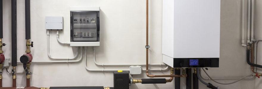 Comment fonctionne une chaudière à condensation