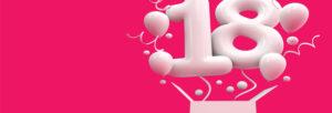 Idées de cadeaux d'anniversaire pour fêter 18 ans