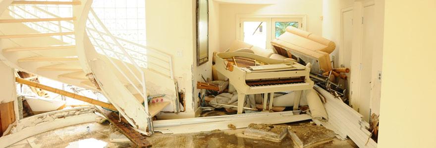 Procédure et délais de règlement d'un sinistre dommages ouvrage