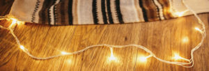 Guirlandes décoratives et lumineuses