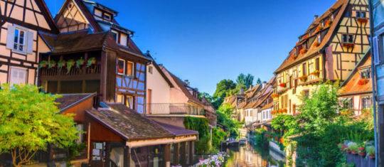 restaurants à Strasbourg