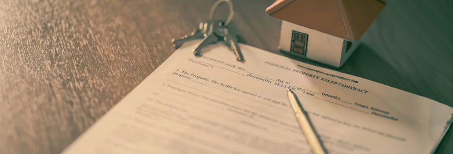 Acquisition de bien immobilier