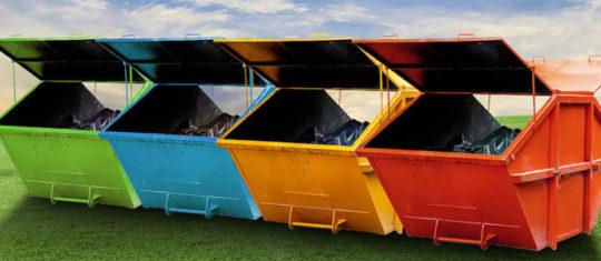 Modèles de conteneur poubelle