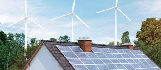 Produire sa propre électricité grâce à une éolienne de jardin