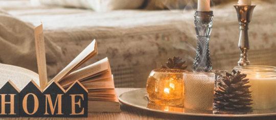 Optez pour des bougies et lanternes bougeoir stylés