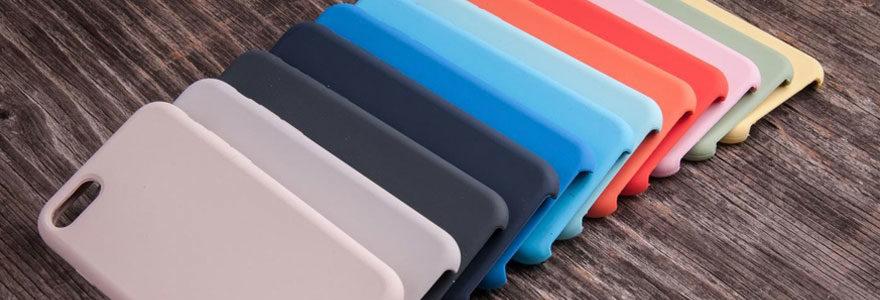 Acheter des coques de protection pour son smartphone