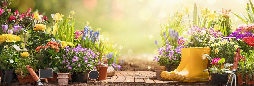 Aménager et organiser son jardin
