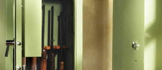 armoire forte pour stocker ses armes