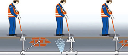 fuite d'eau à Lyon