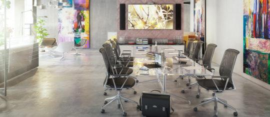 Rénovation  espace professionnel