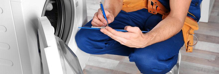 Réparateur d'électroménager à domicile