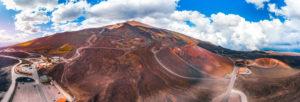 Sommet de l'Etna