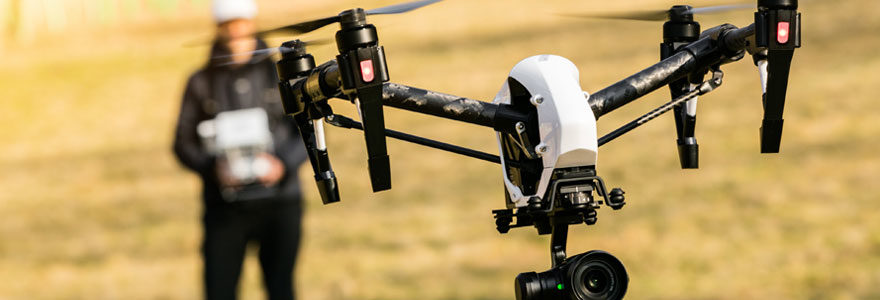 Les drones de chantier