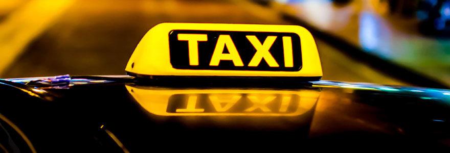 services de taxi
