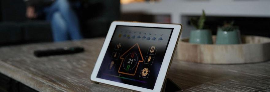 automatisation des maisons