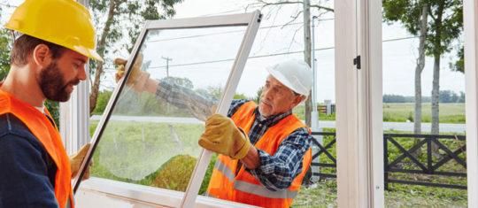 Installateur de fenêtres