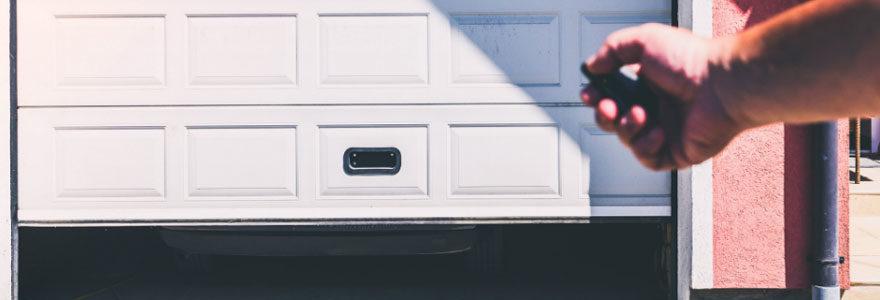 Acheter porte de garage automatique sur-mesure
