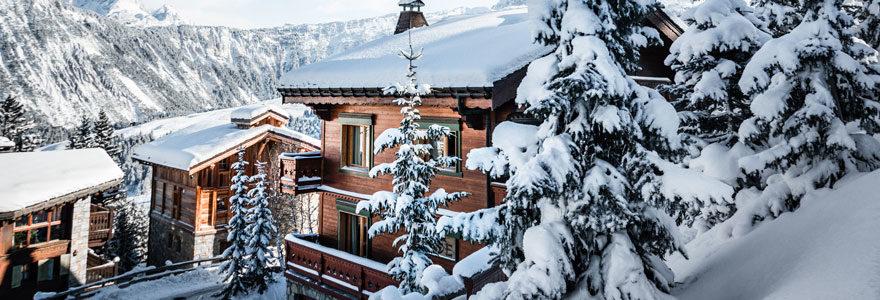 Location de vacances au ski