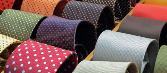 Cravate italienne
