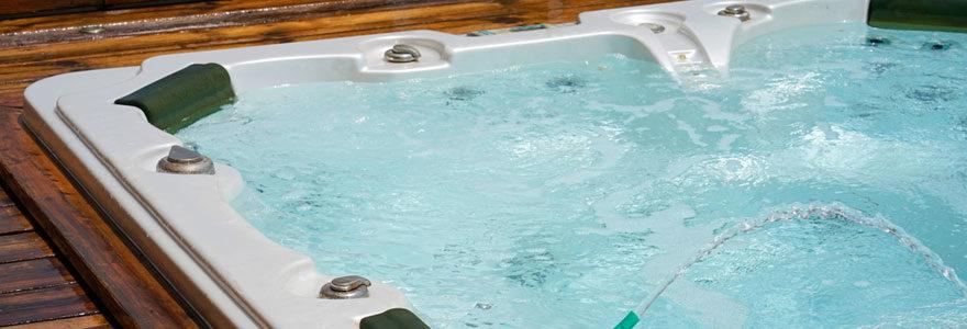 Spa de nage encastrable