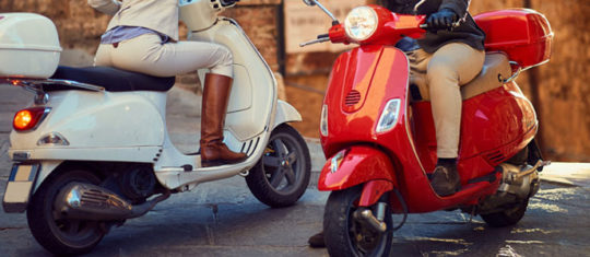 Scooter d'occasion