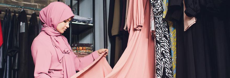 Achat d'une abaya